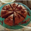 Halvfrossen Italiensk chokoladetærte