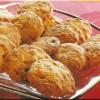 Marabou og dajm-cookies