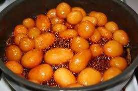 Brunede kartofler på den nemme måde